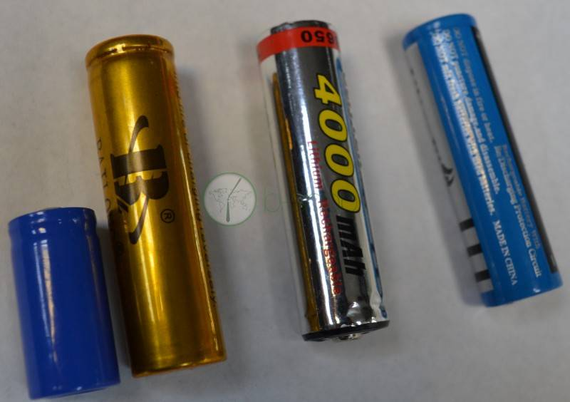 Baterii Acumlator Art 18650 6800mah 3 7v Li Ion